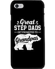 Great Stepdads Get Promoted To Grandpas Phone Case thumbnail