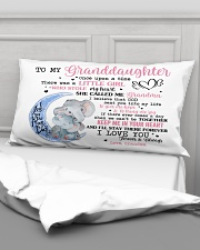 Once Upon A Time-Elephant Grandma To Granddaughter Rectangular Pillowcase aos-pillow-rectangular-front-lifestyle-03