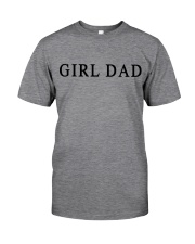 Girl Dad Classic T-Shirt front
