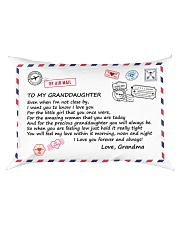 GD Hold It You'll Feel My Love Within In Rectangular Pillowcase front