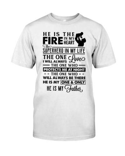 He Is The Fire In My Heart