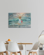 Personalized Name I Hope U Feel Small To Daughter 24x16 Gallery Wrapped Canvas Prints aos-canvas-pgw-24x16-lifestyle-front-20