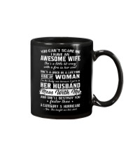 I Have An Awesome Wife Mug thumbnail