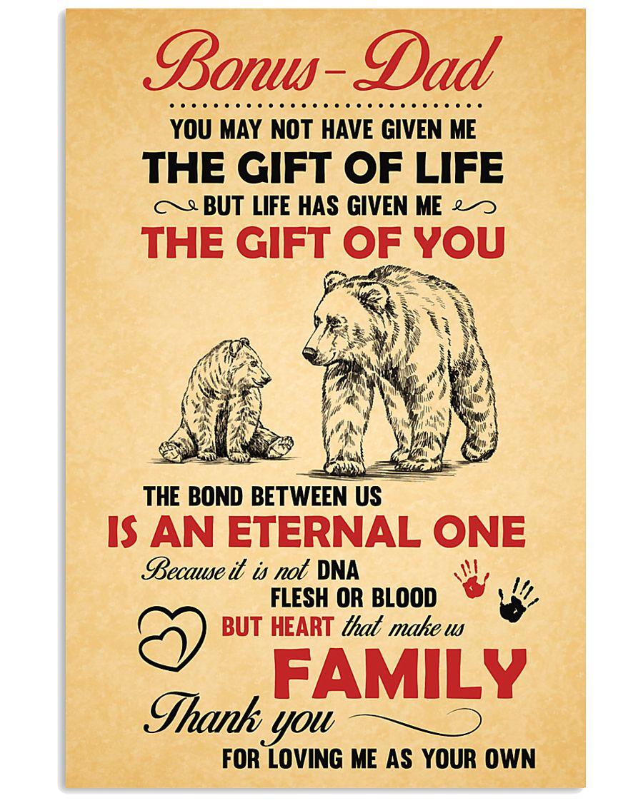 Bonus Dad 11x17 Poster