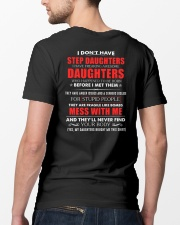 I have freaking awesome Step Daughters Classic T-Shirt lifestyle-mens-crewneck-back-5