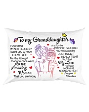 GD Hold It Tight U'llFeel My Love Within In Rectangular Pillowcase front