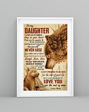 I Want U To Believe In Your Heart-Mom To Daughter 11x17 Poster lifestyle-poster-5
