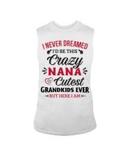 cutest grandkids ever But here I am NANA Sleeveless Tee thumbnail