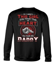 So There's This Girl Who Kinda Stole My Heart Crewneck Sweatshirt thumbnail