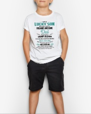 I'm Lucky Son  Youth T-Shirt lifestyle-youth-tshirt-front-1