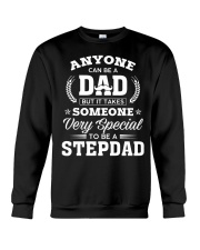 Someone Very Special To Be A Stepdad Crewneck Sweatshirt thumbnail