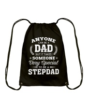Someone Very Special To Be A Stepdad Drawstring Bag thumbnail