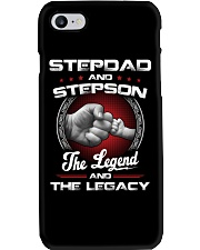 Stepdad And Stepson The Legend And The Legacy Phone Case tile