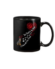 Rottweilers Road To My Heart Mug thumbnail