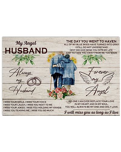 Husband Always My Husband Forever My Angel