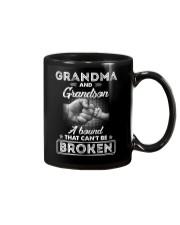 Grandma And Grandson A Bond That Can't Be Broken Mug thumbnail