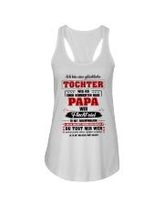 Eine Gluckliche Tochter Einen Verruckten Habe Papa Ladies Flowy Tank thumbnail