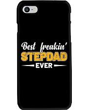 Best Freakin' Stepdad Ever Phone Case thumbnail