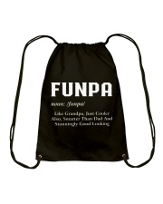 Funpa Definition Drawstring Bag thumbnail