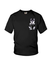 Husky Pocket Youth T-Shirt thumbnail