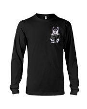 Husky Pocket Long Sleeve Tee thumbnail