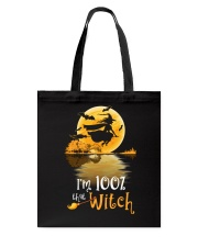 I'm 100 Pencent That Witch Tote Bag thumbnail