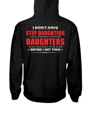 Awesome Step Daughters -  1 day left Hooded Sweatshirt thumbnail
