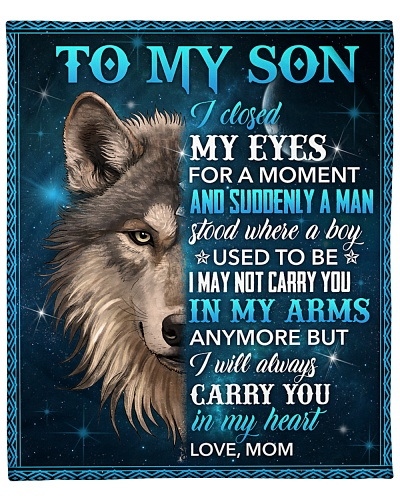 Son Wolf I Will Always Carry You In My Heart
