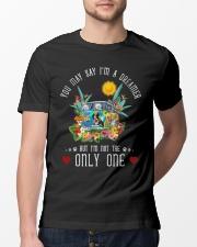 You may say i'm a dreamer but i'm not the only one Classic T-Shirt lifestyle-mens-crewneck-front-13