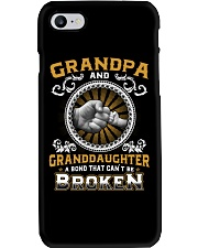 Grandpa And Granddaughter Phone Case thumbnail