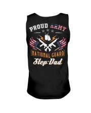 Proud Army National Guard Step-Dad Unisex Tank thumbnail