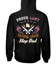 Proud Army National Guard Step-Dad Hooded Sweatshirt thumbnail