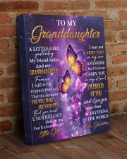 Butterfly-Im Proud Of You Grandma-To-Granddaughter 16x20 Gallery Wrapped Canvas Prints aos-canvas-pgw-16x20-lifestyle-front-09