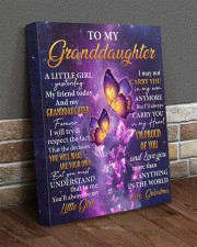 Butterfly-Im Proud Of You Grandma-To-Granddaughter 16x20 Gallery Wrapped Canvas Prints aos-canvas-pgw-16x20-lifestyle-front-10