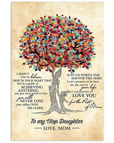 To My Step Daughter
