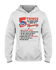 5 Things You Should Know About My Mommy Hooded Sweatshirt thumbnail