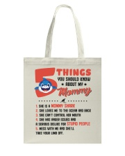 5 Things You Should Know About My Mommy Tote Bag thumbnail