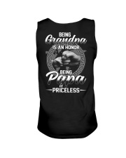 Being Grandpa Is An Honor Being Papa Is Priceless Unisex Tank thumbnail