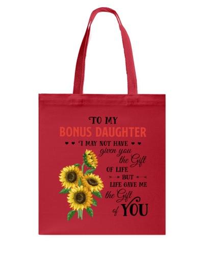 To My Bonus Daughter