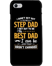 I Set Out To Be The Best Dad Phone Case thumbnail