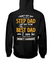 I Set Out To Be The Best Dad Hooded Sweatshirt thumbnail