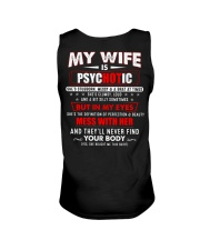 My Wife Is Psychotic Unisex Tank thumbnail