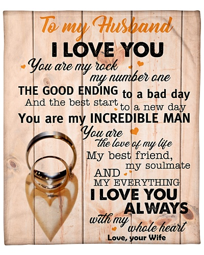 To My Husband I Love U ALways With My Whole Heart