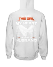 My Heart Only Beats For Wife Was Born In January Hooded Sweatshirt tile