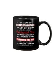 Jag Ar En Bortskamd Make Men Inte Din Mug thumbnail