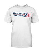 Wainwright Molina 2020 Classic T-Shirt front