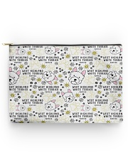 West Highland White Terrier Accessory Pouch - Large thumbnail