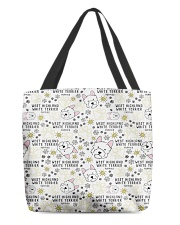 West Highland White Terrier All-over Tote thumbnail