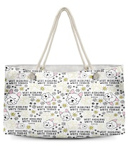 West Highland White Terrier Weekender Tote thumbnail