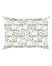 West Highland White Terrier Rectangular Pillowcase thumbnail